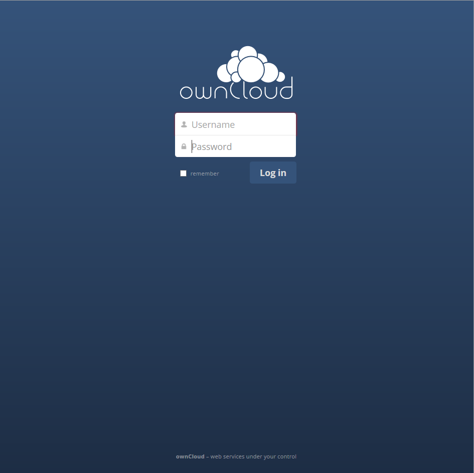 Changing the Owncloud Login Logo