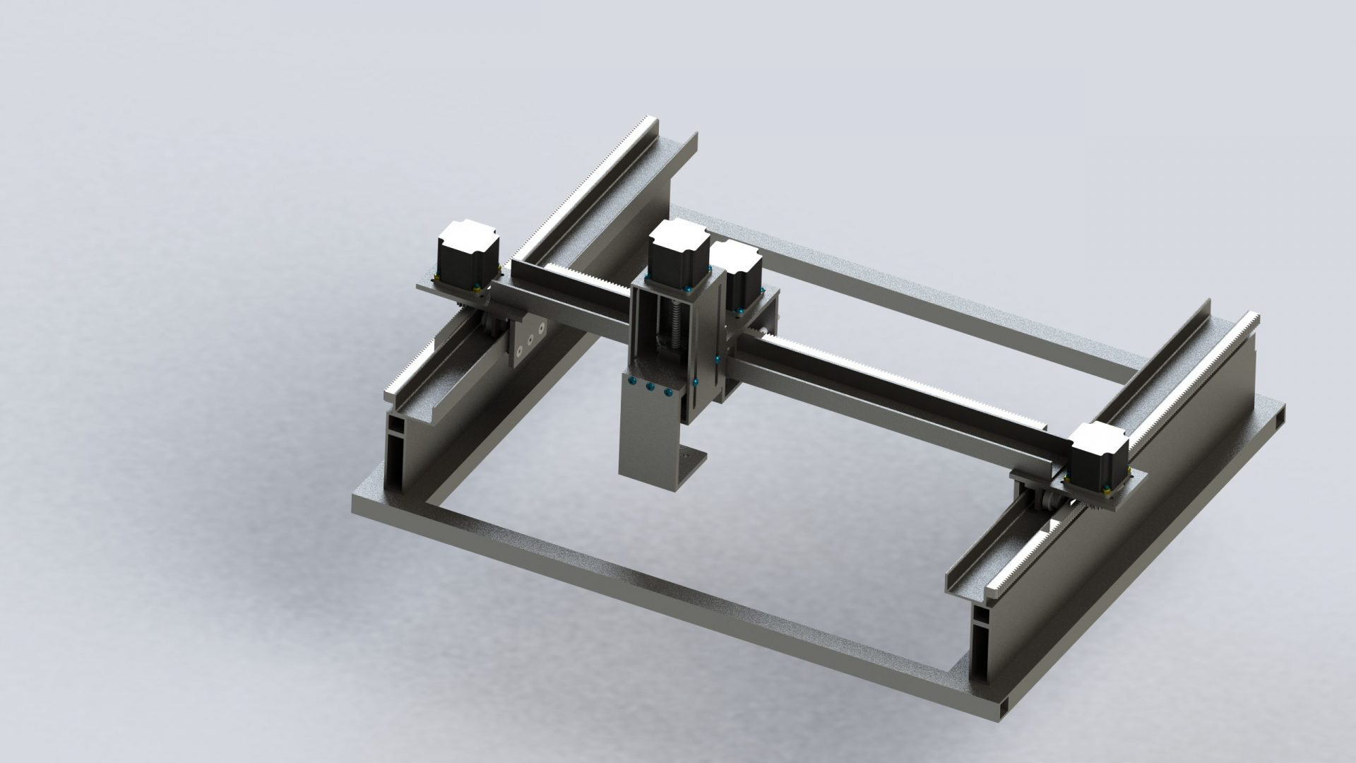 CNC Plasma Cutter Build